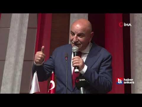 Ankara'nın başkent oluşu Keçiören'de coşkuyla kutlandı