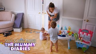 Sam Struggles to Potty Train Little Paul | The Mummy Diaries