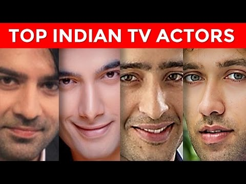 Top 10 Indian TV Serial Actors May 2017   Hindi Serials