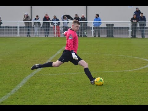 Cheshunt FC VS Hertford Town FC - Bostik South Central Division