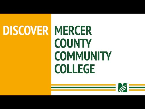 Discover Mercer County Community College - Discover Yourself!