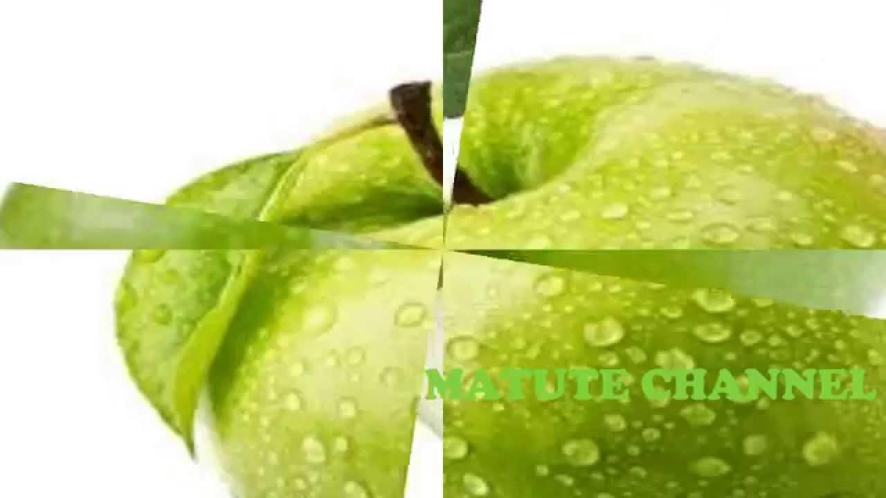 cuantas calorias manzana verde