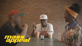 JUICE APPEAL: Uncle Murda, Styles P. and Adjua talk Health, Juices and Music