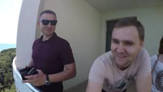 """Видео обзор апартаментов в Ялте. Приморский парк. Жк"""" У Чёрного Моря"""""""