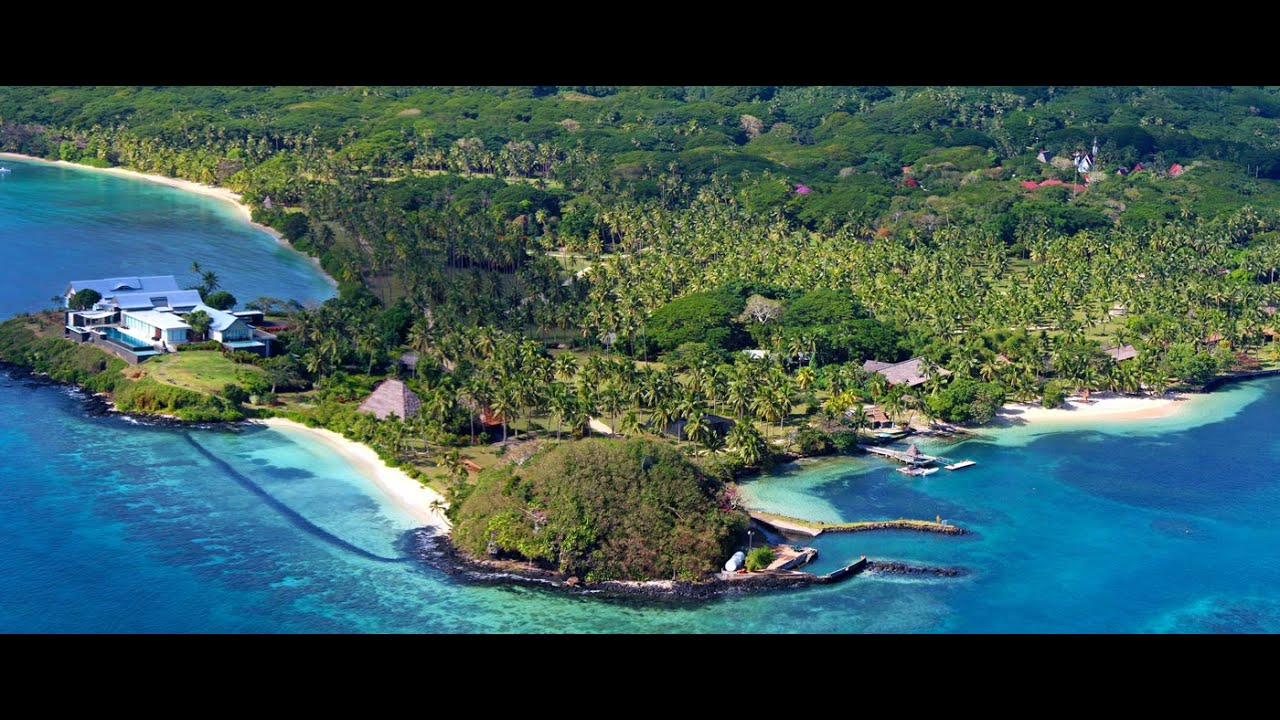 Wakaya Club Fiji Islands