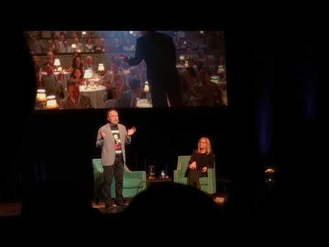 Billy Crystal performing in San Antonio, Feb 2017