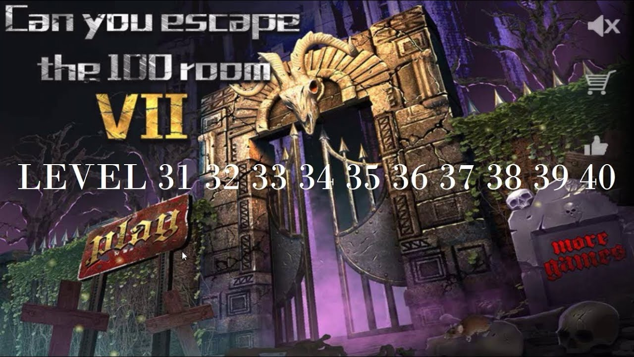 Can You Escape The 100 Room Vii Level 31 32 33 34 35 36 37 38 39 40