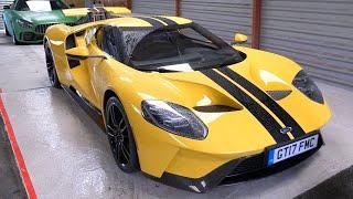 Ford GT Walkaround - Top Gear