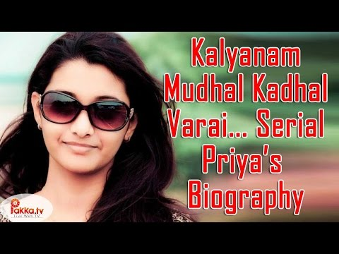Kalyanam Mudhal Kadhal Varai Priya Bhavani Shankar Family Stills | Biography | Unseen- Pakkatv
