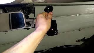 Duální autokamera z GearBest.com