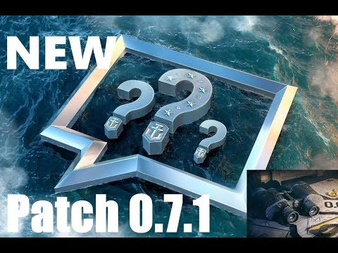 NEWS- New patch 0.7.1- NEW port and Super Commander