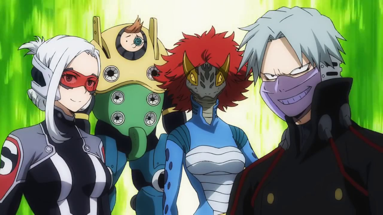 Boku No Hero Academia Staffel 2