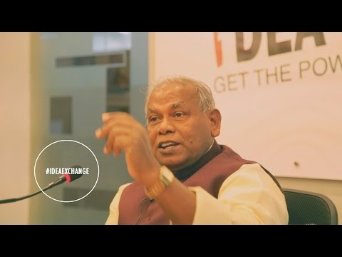 Bihar Chief Minister Jitan Ram Manjhi talks on BJP