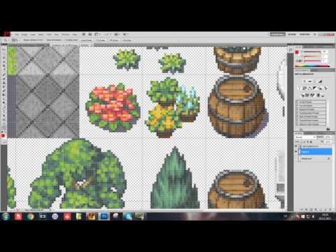 RPG Maker XP Tutorial - Tilesets per Event ändern |
