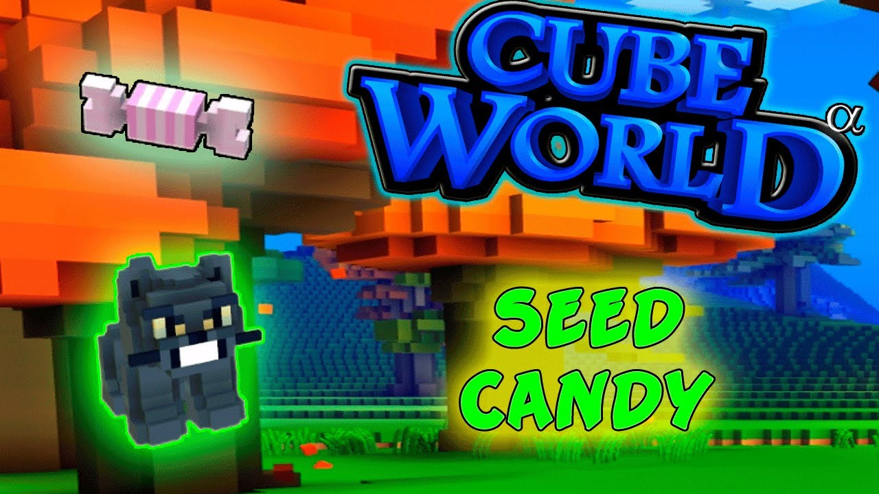 Cube World Candy Pet Food