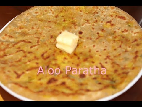 आलू पराठा | Aloo Paratha Recipe by Vishakha's Kitchen Marathi