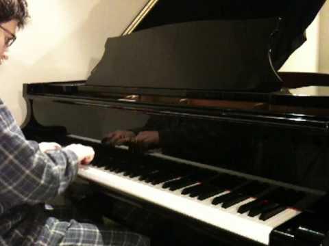 Piano Improv February 5, 2011 early AM