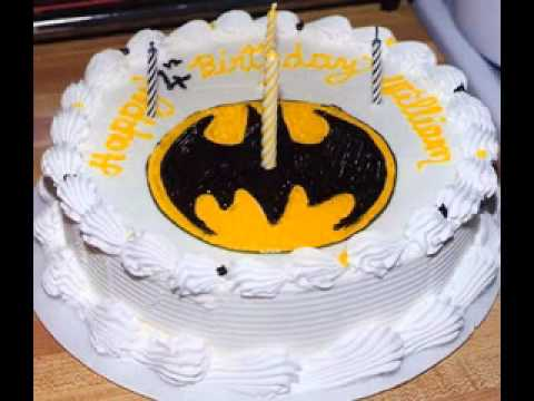 Easy Batman Cake Ideas
