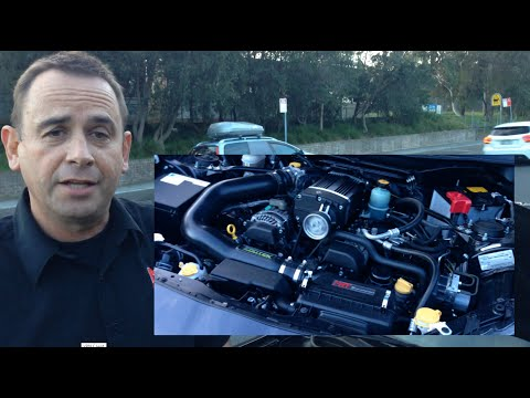 Toyota 86 Supercharger update, the big blower results ROAD TEST