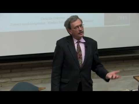 Hanken Professor Christian Grönroos - Principles of Service Management 5 - Value creation an..