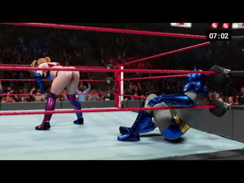 Download (REQUEST) HOT HARLEY QUINN VS BATMAN   ( iron man match )