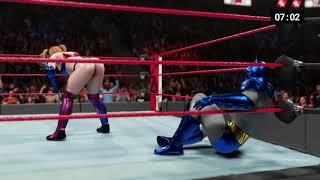 (REQUEST) HOT HARLEY QUINN VS BATMAN   ( iron man match )