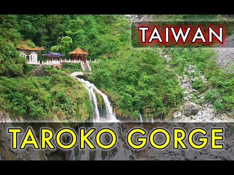 STRANDED IN TAROKO GORGE ?! | TAIWAN TRAVEL VLOG