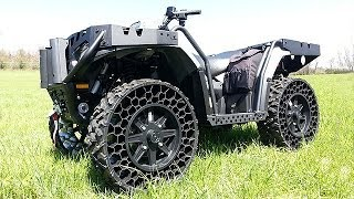 Fox Car Report Test Drive: 2014 Polaris WV 850 H.O.