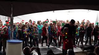 Barton Hills Choir - 'Winter Wonderland'