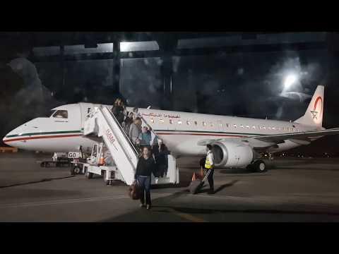 London Heathrow to Marrakech Menara Airport with Royal Air Maroc