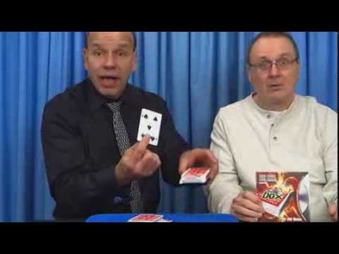 The Box- Impossible And Truly DIFFERENT Card Trick!- MagicTricks.com