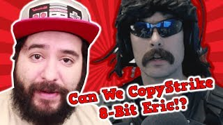 Dr. Disrespect Issues a False Copyright Claim Against 8-Bit Eric | #TipsterNews