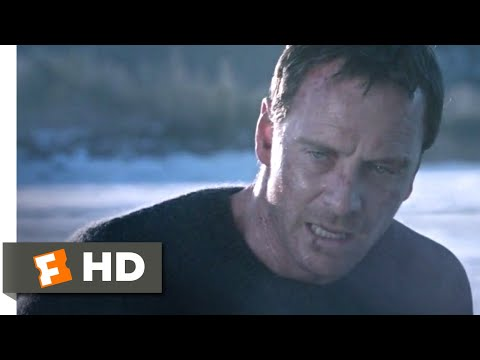 The Snowman (2017) - The Snowman Falls Scene (10/10)   Movieclips