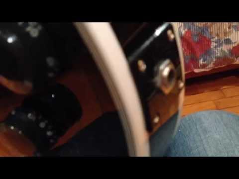 Unboxing (español) Gibson Les Paul Custom 1955 Ebony (Black) Guitar