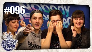 Nobody is perfect mit Mark, Lisa, Bella & Fabian Kr.   Almost Plaily #96