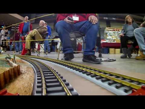 Great American Train Show (01-08-2017)