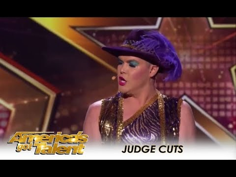 Hans: The German SEX Symbol Global Superstar Does His Thing! | America's Got Talent 2018
