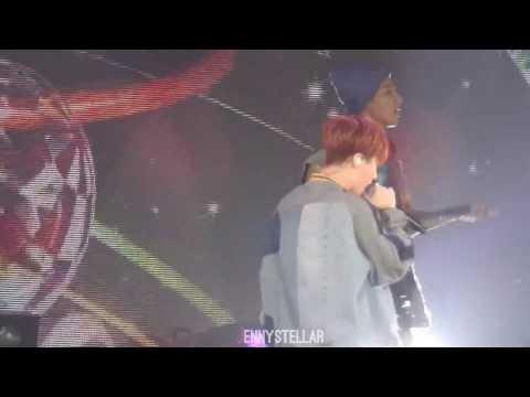 [FANCAM] LOVE ME iKON at CHIBA 20160911