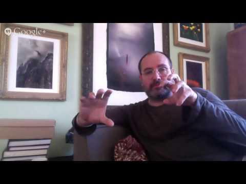 Google Hangout with Vincent Versace