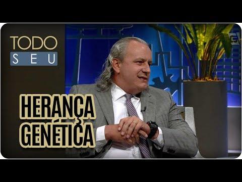 Genética Beneficiando No Combate às Doenças - Todo Seu (11/01/18)