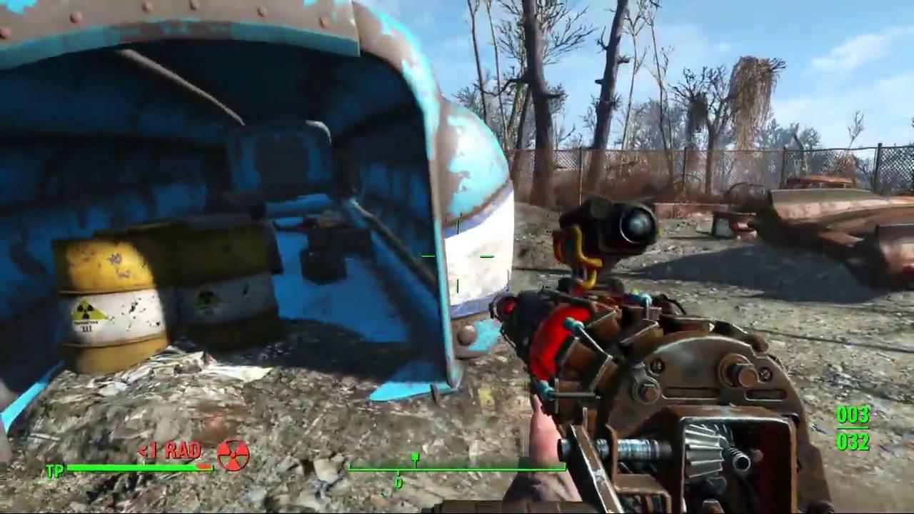 Lets Play Fallout 4 033 erst mal alles mit nehmen dann ...