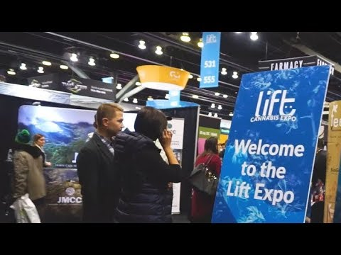 Lift Cannabis Expo - Vancouver, BC