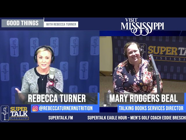 Talking Books Services in Mississippi