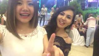 Кызыл орик на Казахско - Турецкой свадьбе