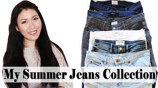 My Summer Jeans Collection | J…