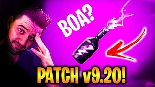 NEW STORM INVESOR GRENADE AND NEW FORTNITE PATCH!