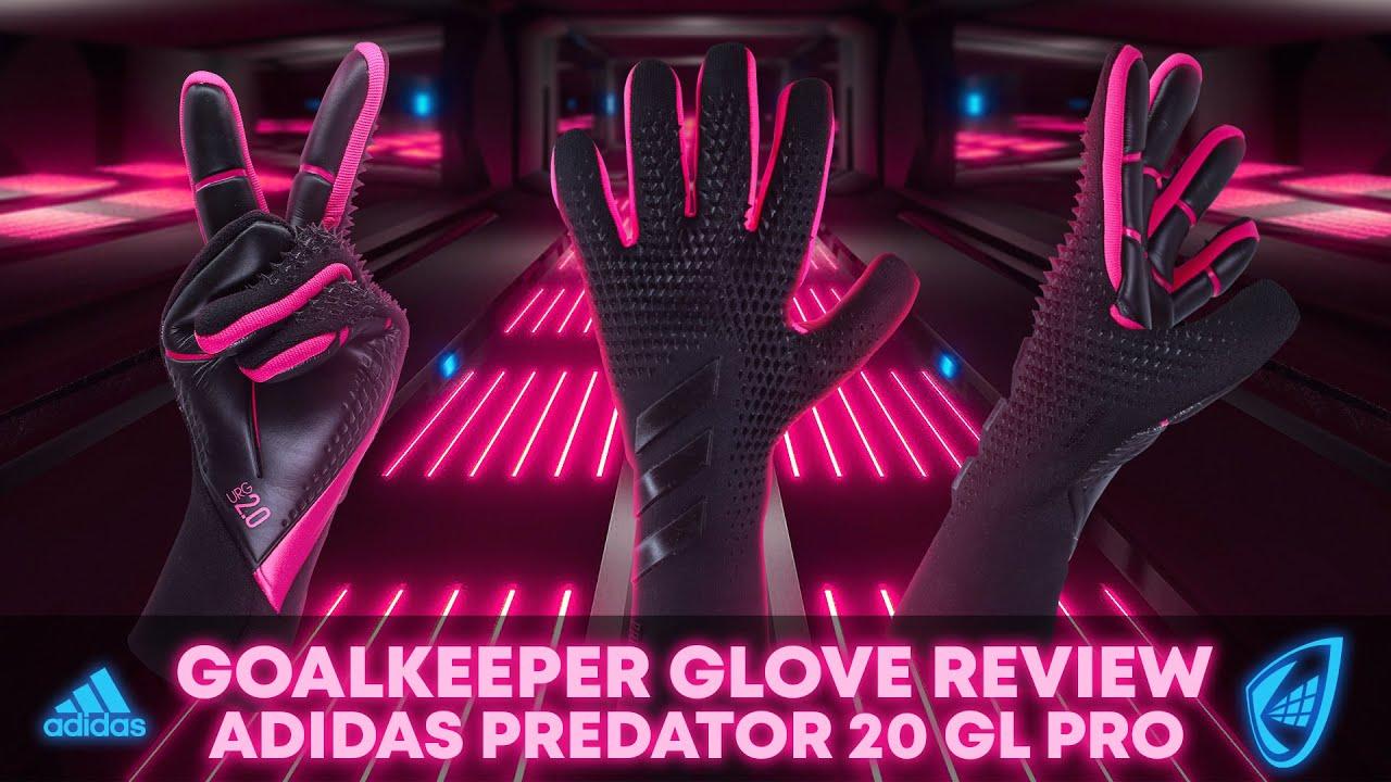 Goalkeeper Glove Review | adidas Predator 20 GL Pro