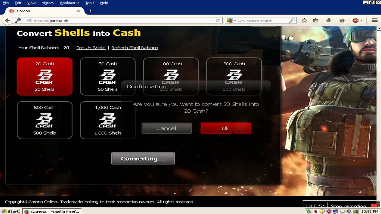 G cash point blank garena gratis