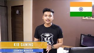 The official PUBG Mobile Club Open country managers for the India region.