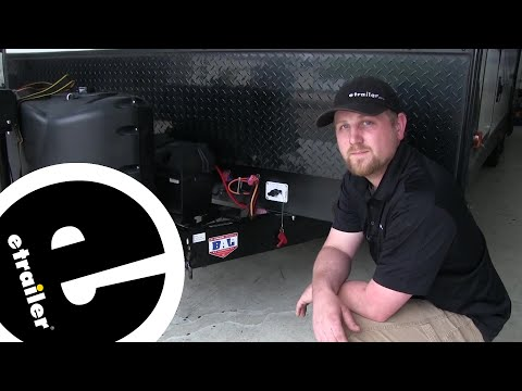 Etrailer | Epicord Battery Disconnect Switch With Key Review And Installation